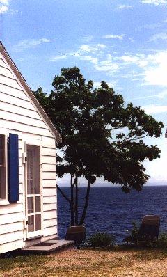 Camden ME Lodging | Maine Oceanfront Cottage Rentals | Ocean